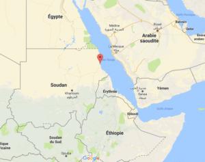 map - sudan - 2