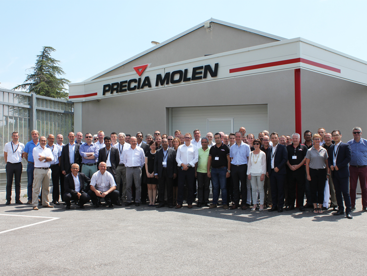 precia molen group meeting 2017 @ privas