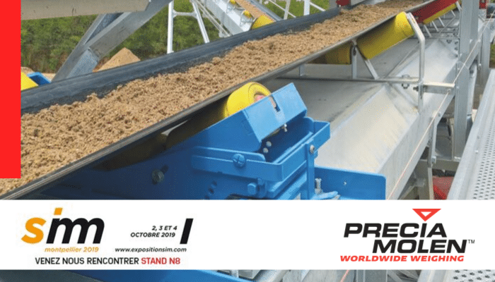 belt scale PRECIA MOLEN