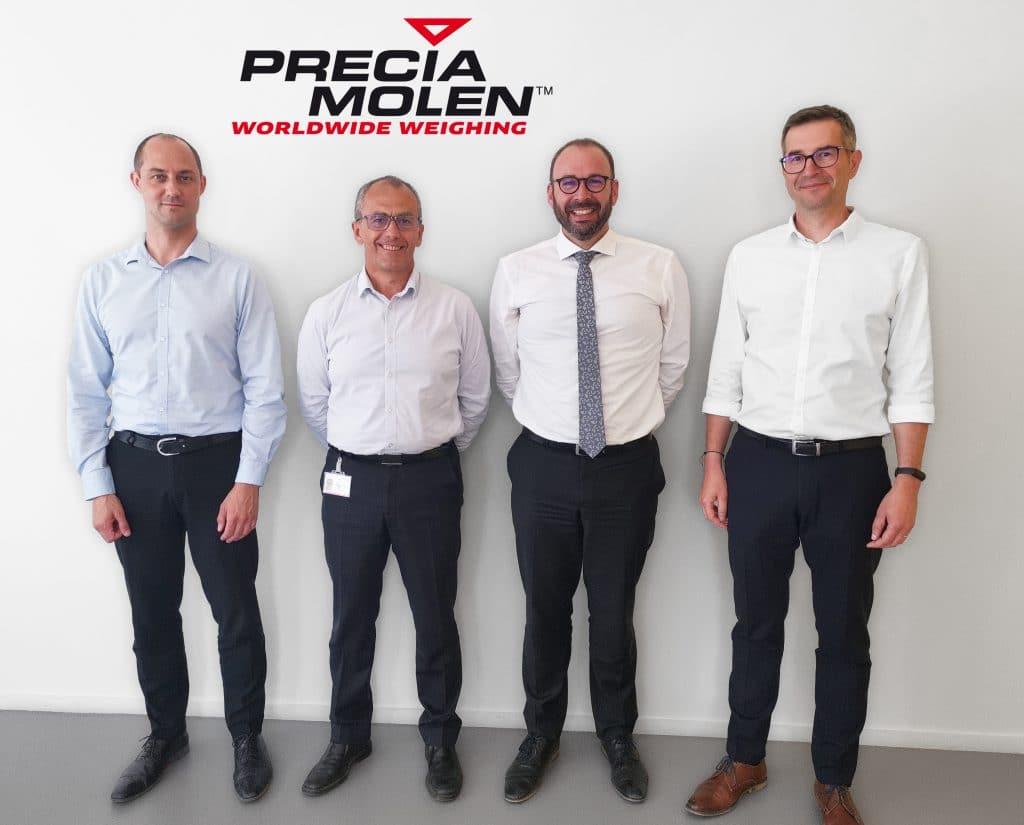 PRECIA MOLEN - Nominacja nowych członków do Zarządu Grupy